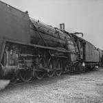 Dampflokomotive 1980