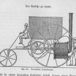 Dampfwagen