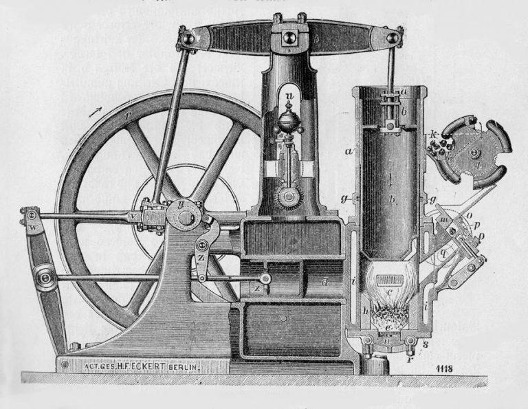 Heißluftmotor