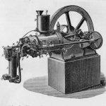 Petroleum-Motor