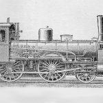 Preußische Lokomotive