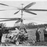 Schraubenflieger 1913
