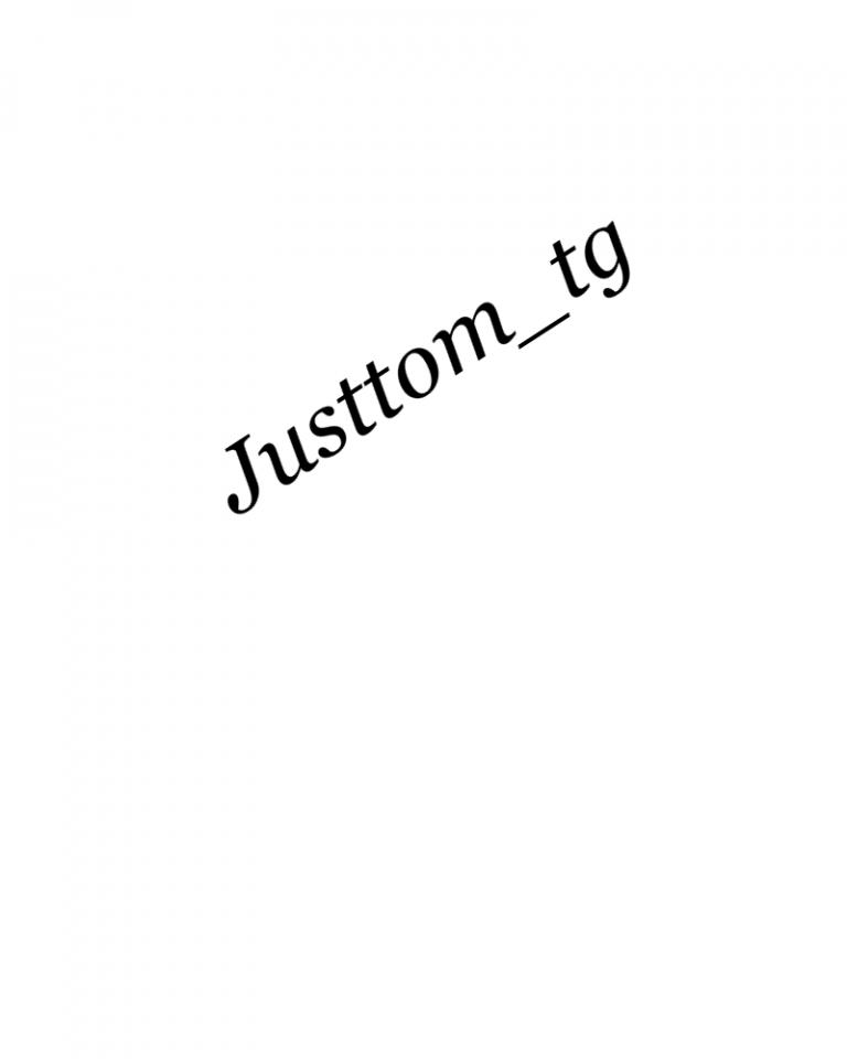 Startseite von Justtom_tg